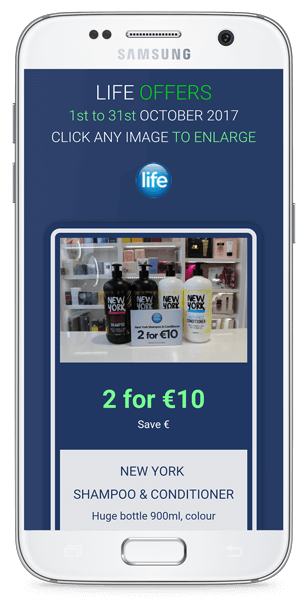 mobile responsive website life pharmacy special offer.png