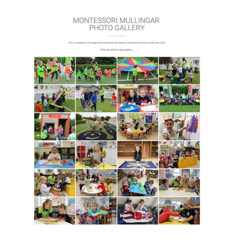 montessori photos