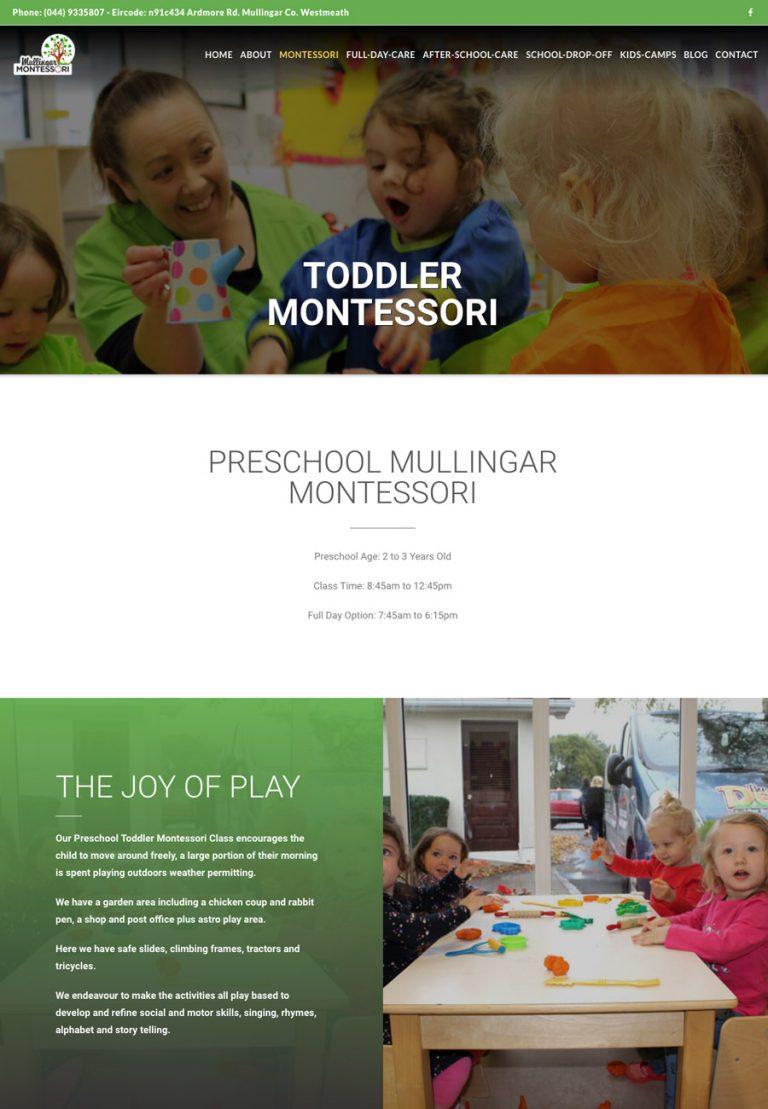 toddler header