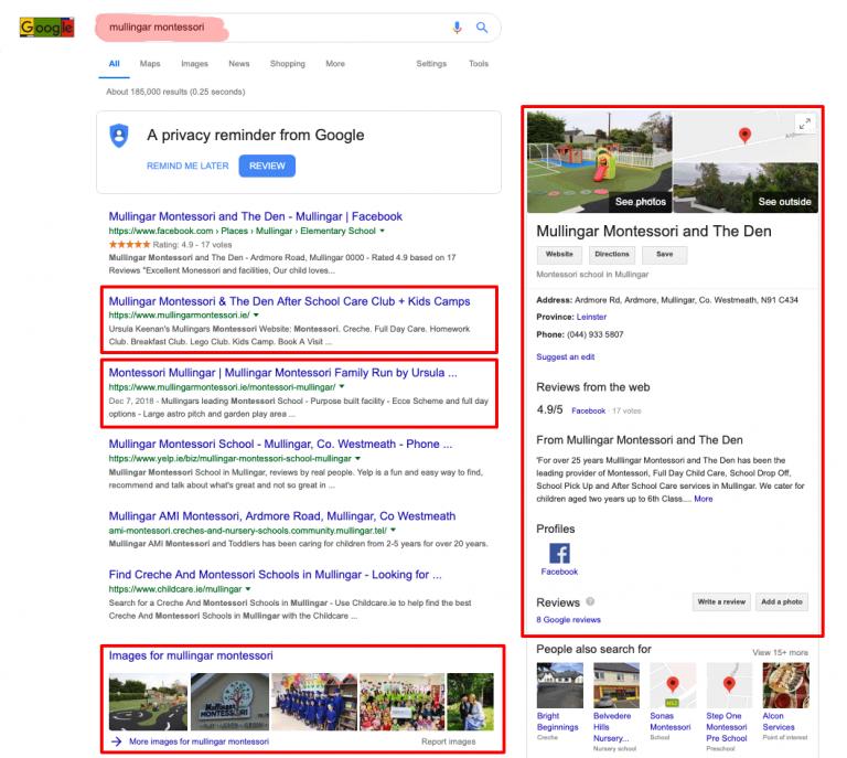 mullingar montessori google search